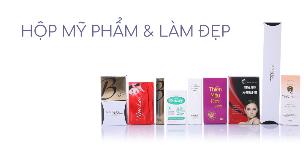 Beauty Cosmetic Packaging Viet